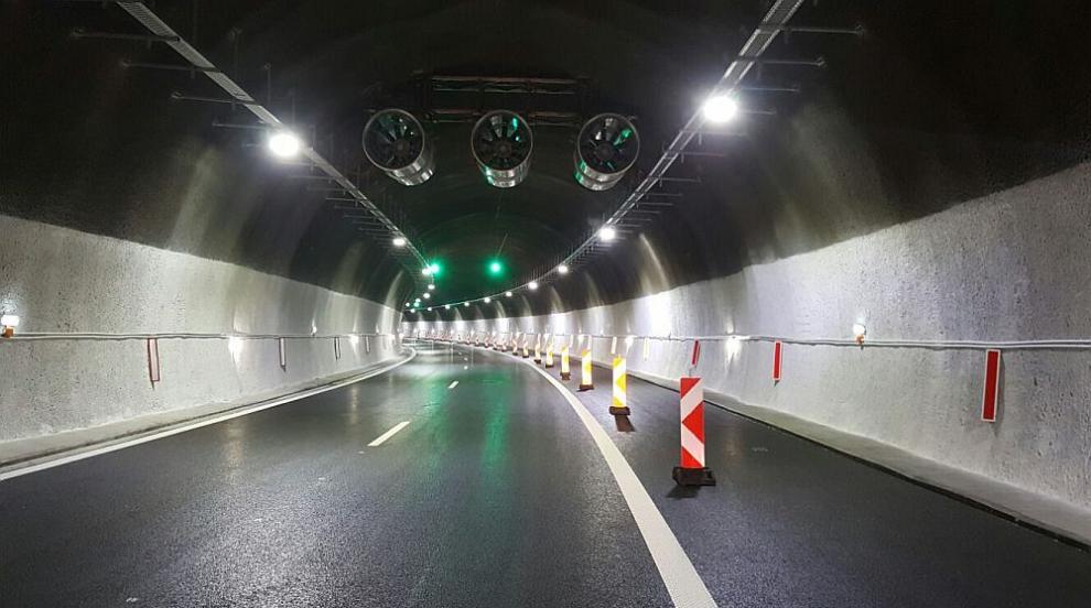 """За шофьорите: Временни ограничения на движението по магистрала """"Хемус"""""""