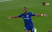 Челси с трети гол срещу Нотингам в Купата на Лигата