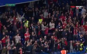 Почетно попадение за Нотингам Форест срещу Челси