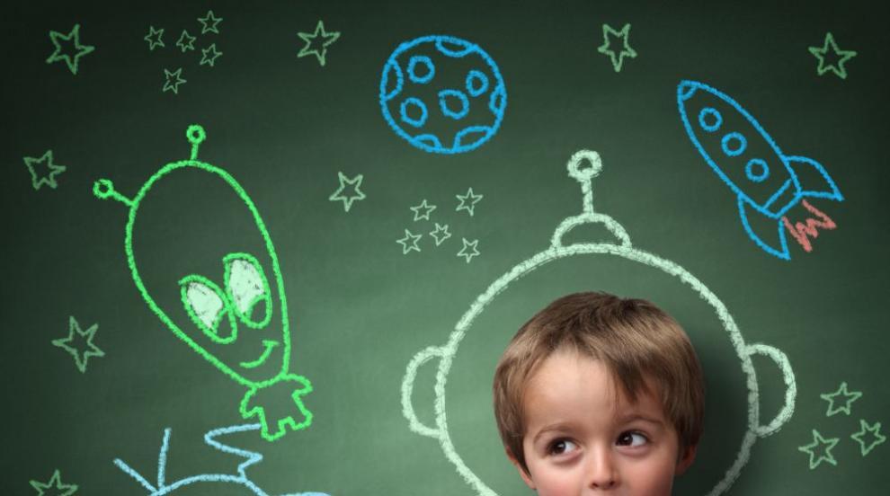 Какво ни казват децата чрез рисунките си?