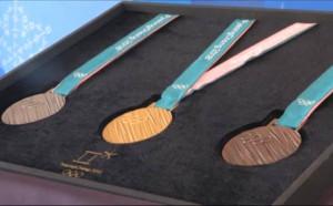 Корейската азбука вдъхновила медалите за Олимпиадата в Пьончан