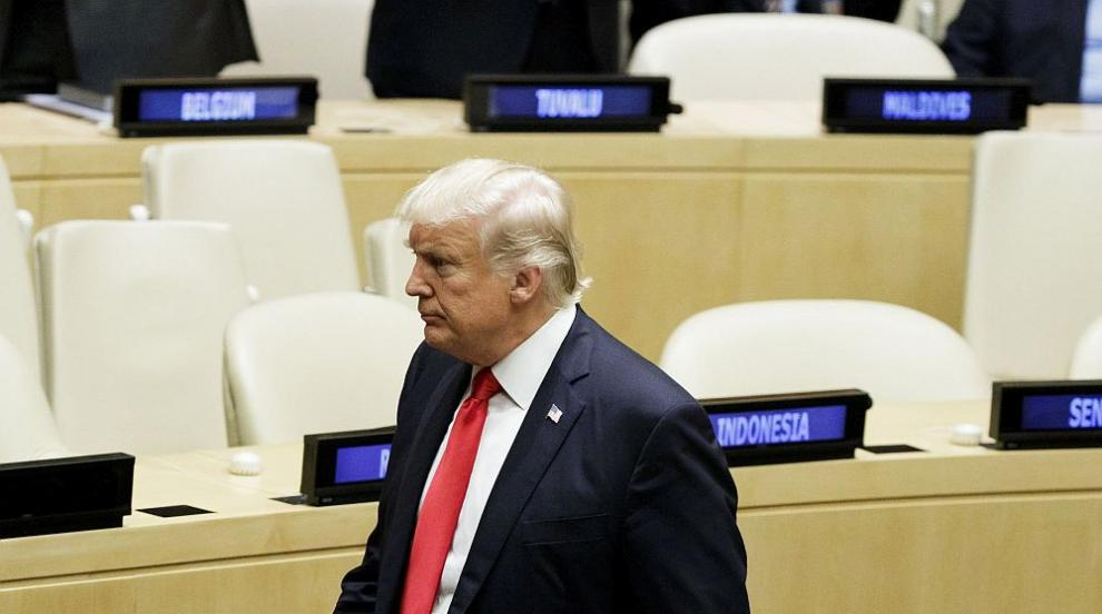 Тръмп подписа указ за санкции на чужди компании, които имат отношения с КНДР