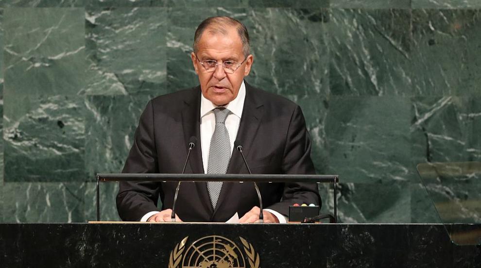 Лавров призова за политическо решение на севернокорейската криза