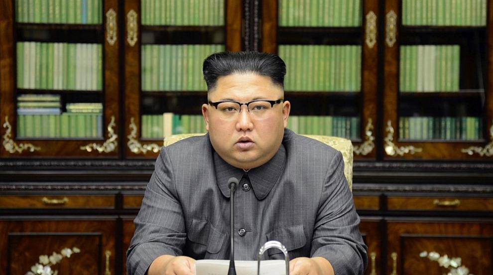 """Ким Чен-ун """"даде дума"""": Корейският полуостров да бъде зона, свободна от..."""