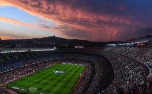 Денят, когато един футболен храм отвори врати