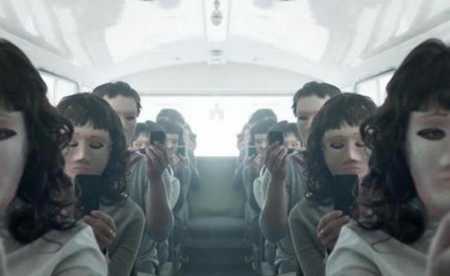 Сцена от Сезон 4 на Black Mirror.