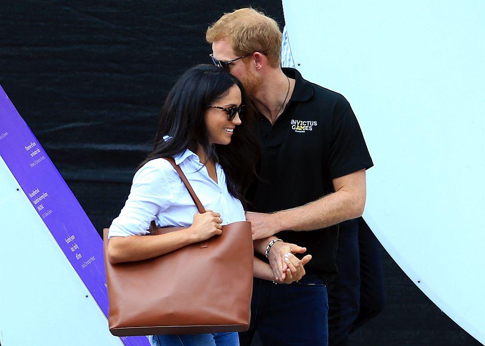 Принц Хари и Меган Маркъл разтопиха сърцата на романтиците в Торонто
