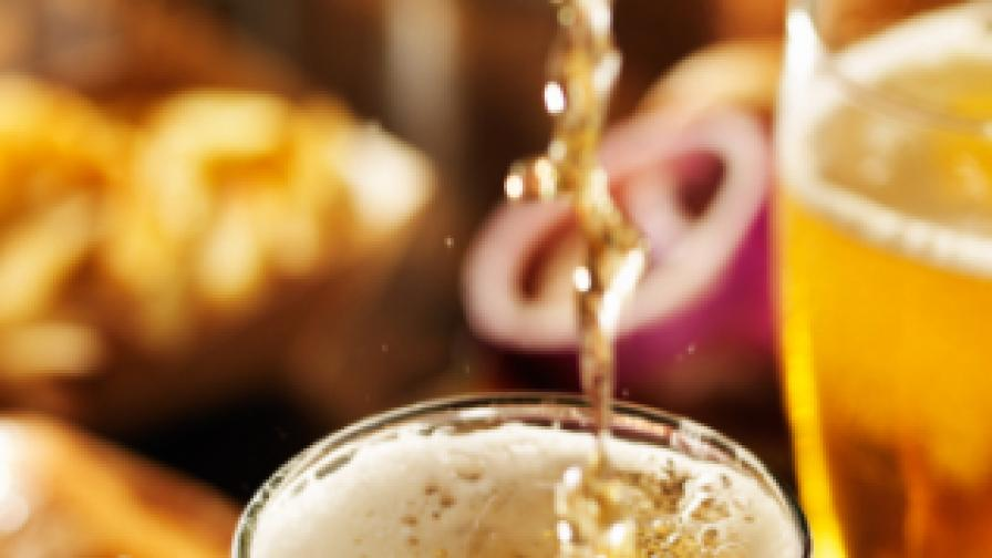 Митът за биреното коремче е разбит, най-полезната бира
