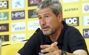 Треньорът на Лас Палмас хвърли оставка