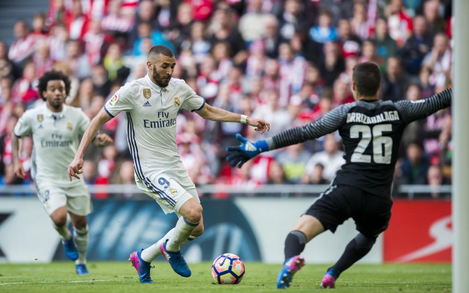 Кепа реже Реал и остава верен на Атлетик Билбао