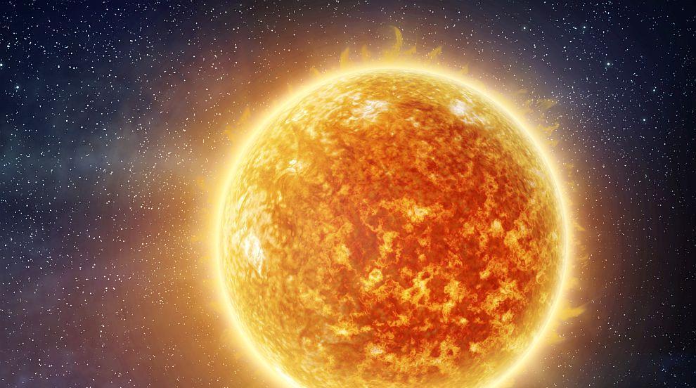 НАСА разкри как звучи Слънцето (ВИДЕО)