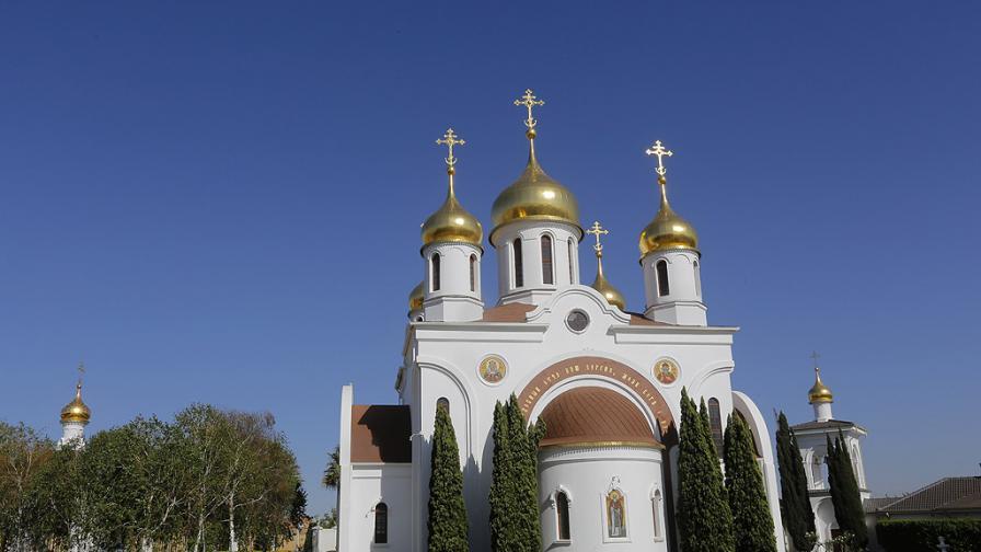 Архиепископ от САЩ в Киев, откъсва Украйна от Москва