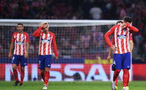 Головата немощ на Атлетико Мадрид