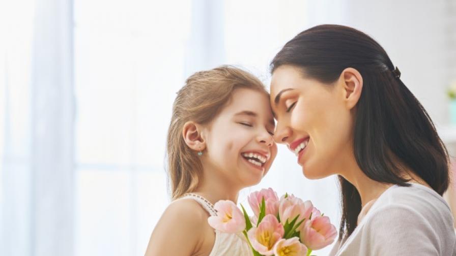 Трогателното писмо на една майка до 5-годишната й дъщеря