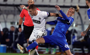 Партизан загуби от 2:0 срещу Динамо Киев