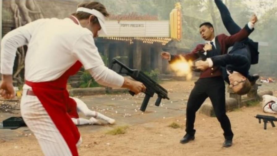 Kingsman, част втора: Много стрелба, малко попадения