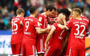 Байерн Мюнхен отчете рекорден оборот