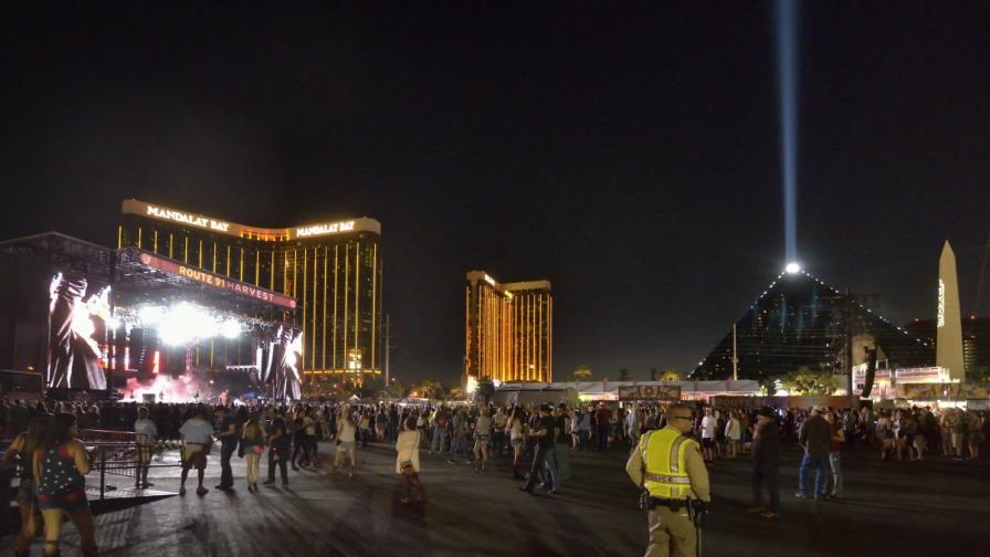 Вижте арсенала на убиеца в Лас Вегас, имал 47 оръжия