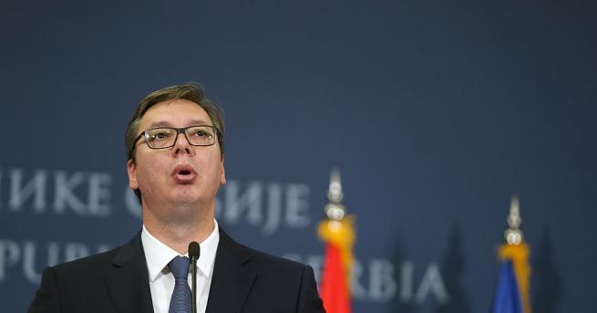 Сърбия остава привърженик на политиката на военния неутралитет и няма