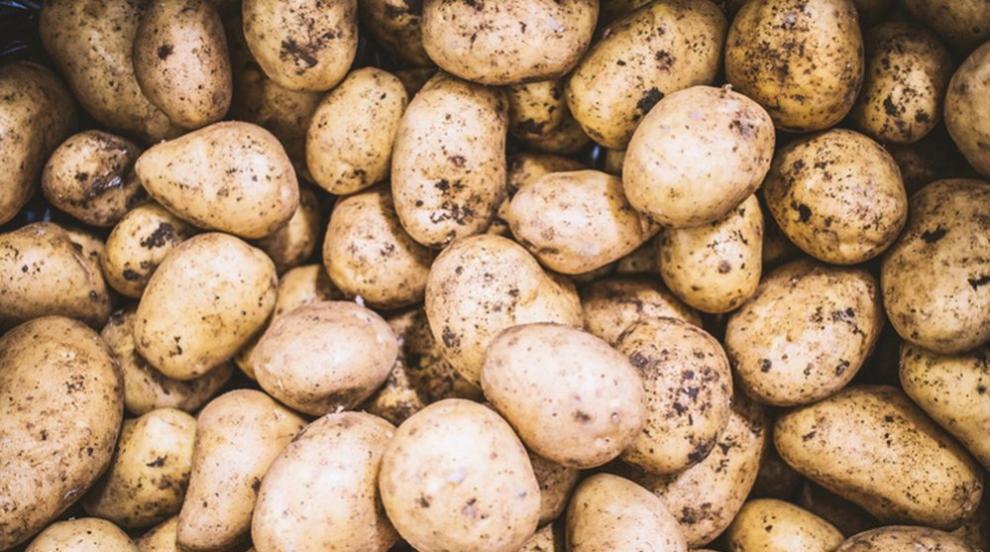 Историята на продавача на картофи - дядо Георги,...