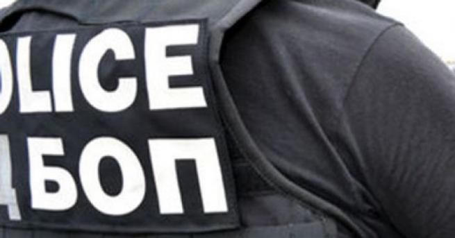Снимка: 14 задържани при акция на ГДБОП в Благоевград