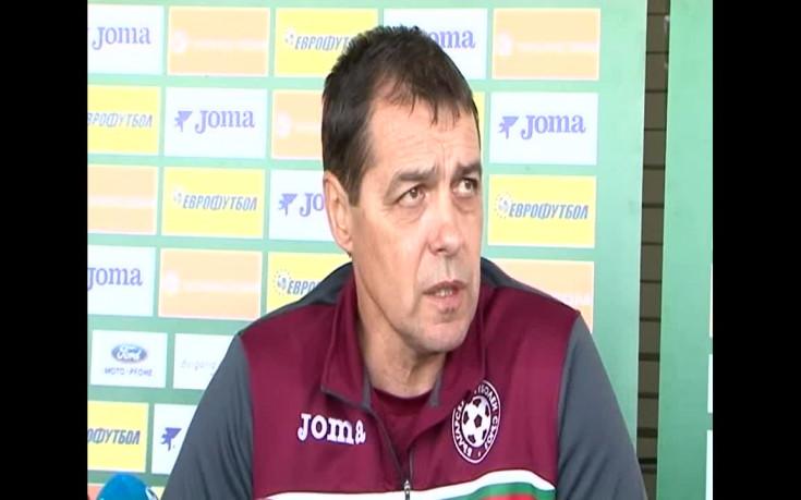 Хубчев: Не знам кой ще замести Попов и Чочев срещу Франция