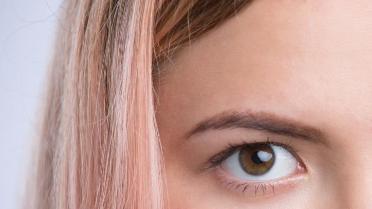 очи пъстри очи