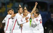 Полша с важна стъпка към Мондиал 2018, Левандовски записа името си в историята
