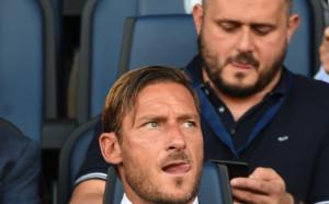 Тоти: Продължавам да влизам в съблекалнята на Рома