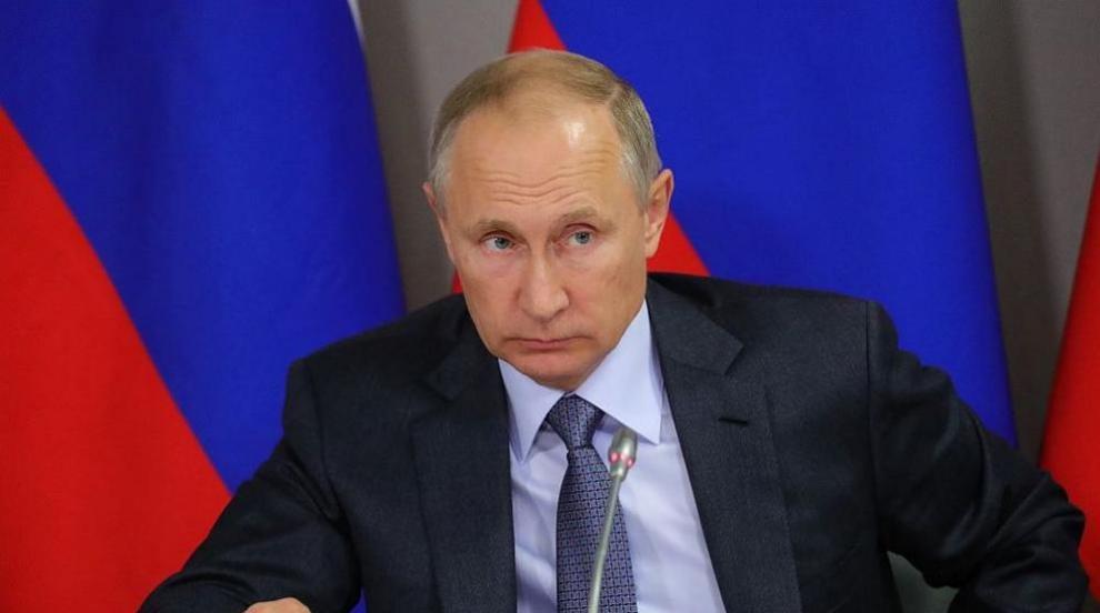 Телефонни терористи с бомбени заплахи срещу Путин