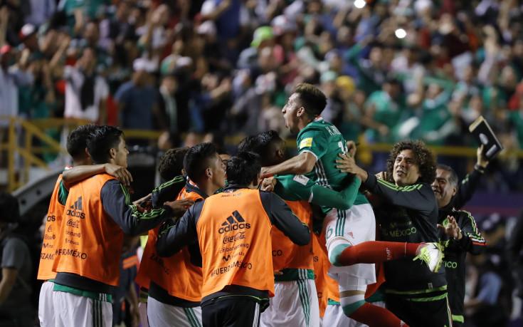 Мексико държи върха в КОНКАКАФ, САЩ излезе трети