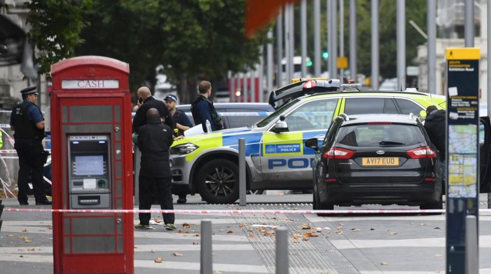 Двама бяха задържани в Лондон по подозрение, че подготвят атентат