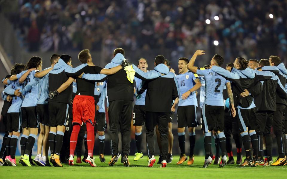 Уругвай с историческо класиране за Мондиал 2018