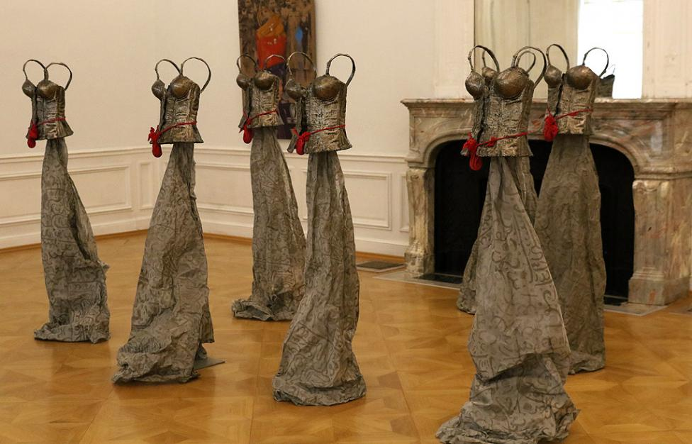 - Oт 7 октомври до 12 ноември 2017 в Националната художествена галерия в Двореца ще бъдат изложени живопис и скулптура от известни индонезийски автори...