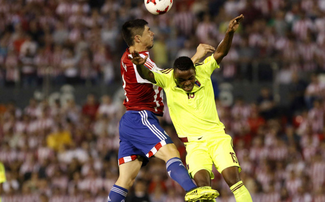 Парагвай - Венецуела 0:1<strong> източник: БГНЕС</strong>