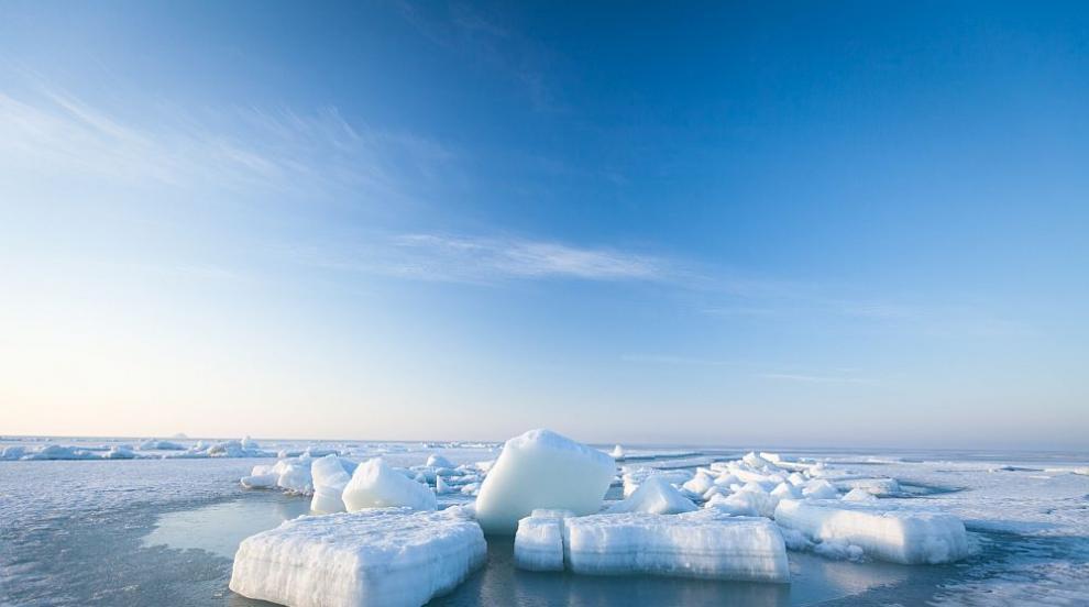Антарктида е гробище на континентални останки