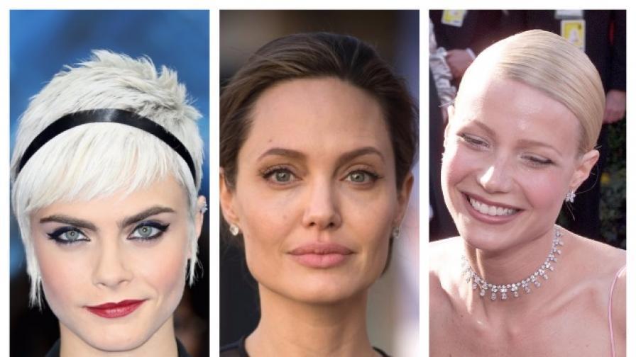 Кара Делевин,Гуинет Полтроу и Анджелина Джоли са сред жертвите на продуцента