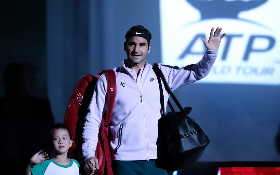 И Федерер категорично в топ 8 в Шанхай