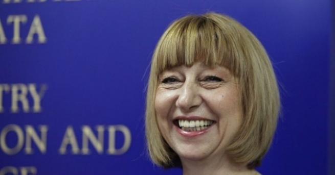 Снимка: Анелия Клисарова е кандидатът на БСП за кмет на Варна