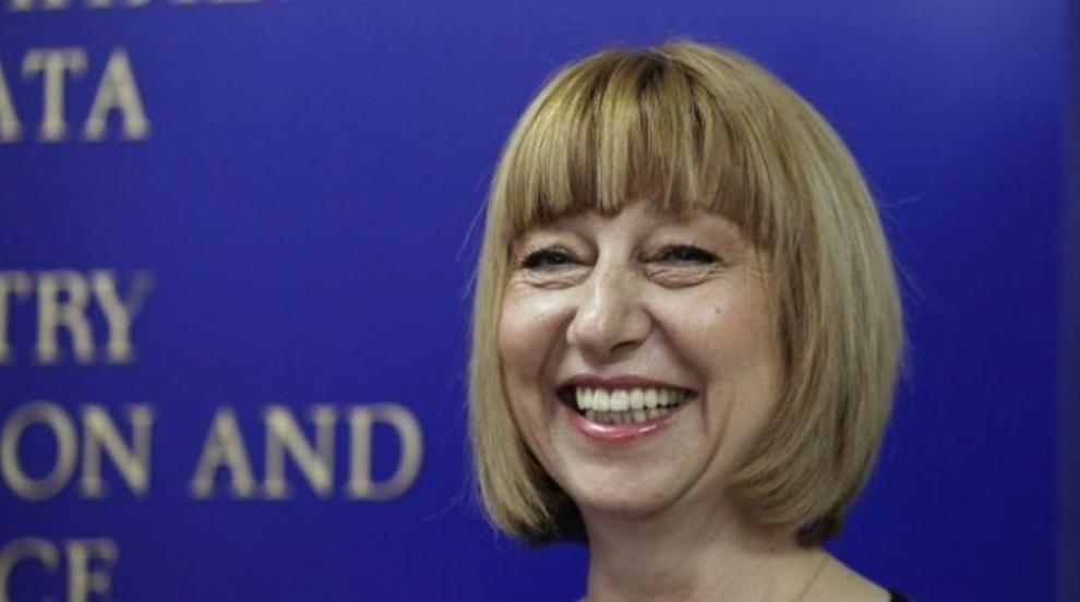 Анелия Клисарова е кандидатът на БСП за кмет на Варна
