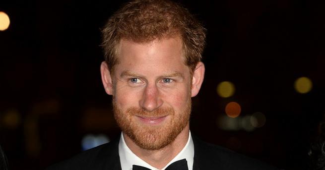 Британският принц Хари е притежателят на най-сексапилната брада сред известните