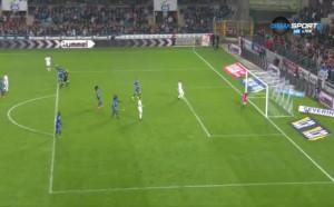 Попаденията не спират, Марсилия с трети гол във вратата на Страсбург