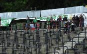 Агитката на Пирин подкрепи феновете на Спартак Варна