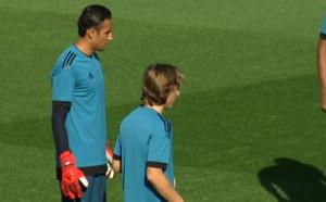 Кейлор Навас се завръща в игра за Реал Мадрид
