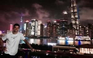 Гришо се раздели с Китай с благодарност към феновете