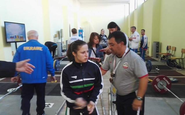 Даниела Пандова<strong> източник: bgolympic.org</strong>