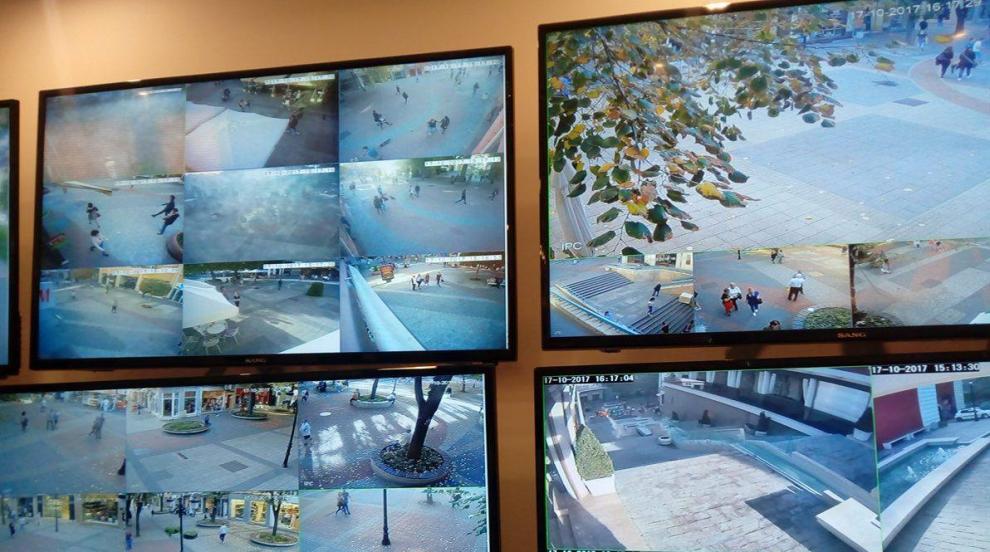 150 камери следят за вандали в Пловдив