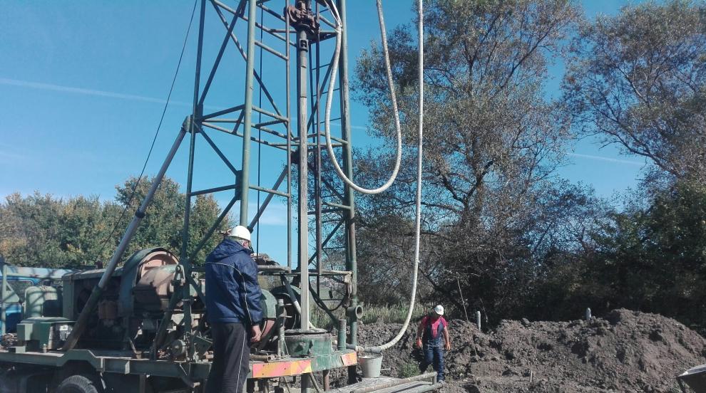 МРРБ проверява новите кладенци на Хасково