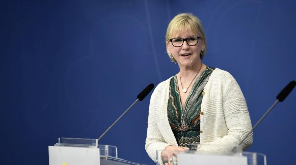 Шведска министърка призна, че е била обект на сексуален тормоз
