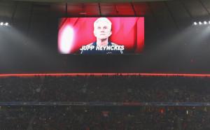 Хайнкес подобри любопитен рекорд на ШЛ с първия си мач
